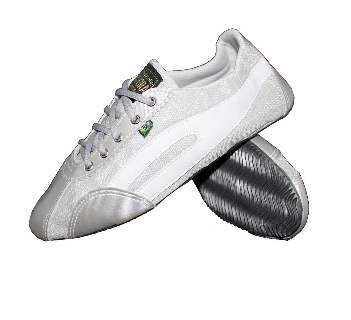Chaussures de promenade en cuir sud Coton recycl